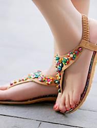 Sandals Women's Shoes 2015 Fashion Beading Shoes Women 2 Colors