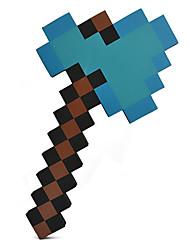 minecraft exclusivo diamante machado arma de espuma eva