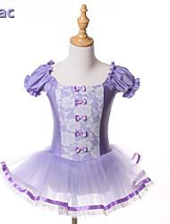 kids dance costumes Ballet Tutus & Skirts / Dresses / Tutus Children's Performance / Training Spandex / Tulle