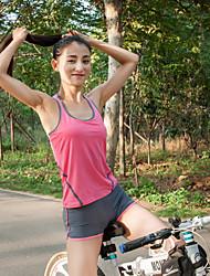 Mujer Carrera Chalecos Yoga / Fitness Secado rápido Others Otros Ropa deportiva