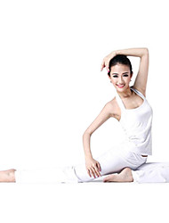 Outros Mulheres Ioga Ternos Sem Mangas Materiais Leves Others Ioga / Pilates / Fitness / Esportes Relaxantes / Corrida M / L / XL / XXL