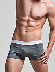 Men's Shorts Low Waist Comfy Cotton Men's Underwear