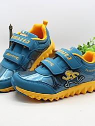 Sneakers a la Moda ( Azul ) - Comfort - Semicuero
