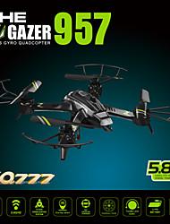 quadcopter fq777-957 rc drone de 4 canaux avec 6 axes gyroscope.