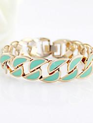 New Coming Simple Gold Wholesale Fashion Bracelet