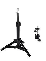 mini-lightstand / trépied / stand lumière / support de lampe studio de matériel photographique LS-600 debout + d-support