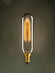 T10 E14 Tube 220 V Creative Droplight Decorative Light Bulb Restoring Ancient Ways