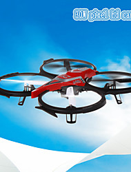 F182 4CH 6 AXIS GYRO RC Helicopter 2.4G Remote Control Drone With  Light Electric Quadcopter 30W Pixel Aerial Edition
