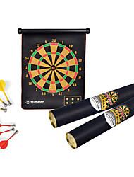 winmax® 15 polegadas dartboard magnética com dardos seis pcs magnéticos
