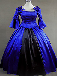 Steampunk®Gothic Victorian Dress Marie Antoinette Period Dress Celebrity Dress