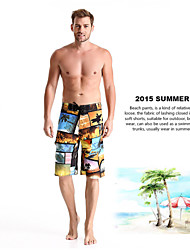 Clothin Men's Quick-dry Swimwear Beachwear Surf Board Shorts