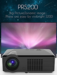 ViviBright PRS200 Home Theater Projector 2500 Lumens WVGA (800x480) LCD