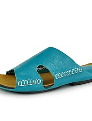 Men's Shoes Casual Sandals Blue / Green / White