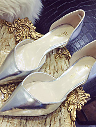 Women's Shoes  Stiletto Heel Pointed Toe Sandals Casual Silver/Gold