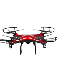 Drone RC X6SW 4 Canaux 6 Axes 2.4G Avec Caméra Quadrirotor RC FPV / Accès En Temps Réel Footage / Avec CaméraQuadrirotor RC /