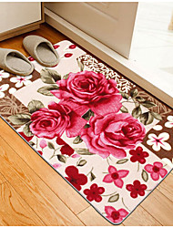 Color B Non-slip Floor Mat for Kitchen Doormat Carpet