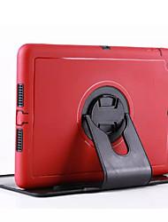 imperméable à l'eau la poussière / anti-choc de devoir jusqu'à lourde avec le stand accrocher cas de couverture 360⁰ cas pour l'air de