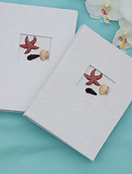 Beach Party Starfish Photo Album Favor