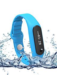 touches tactiles de l'obturateur à distance, moniteur de sport - noir Bluetooth à puce