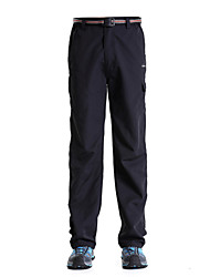 Clothin Men Quick Dry Hiking Pants Breathable Lightweight Fishing Trousers (Included Waist Belt)