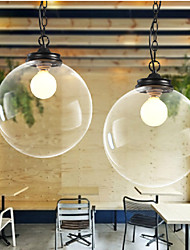 Pendant Lights Traditional/Classic / Retro Bedroom / Dining Room / Kitchen / Study Room/Office E26/E27 Metal