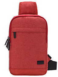 Youth Style Chest Bag High Capacity Messenger Bag Sports Casual Waist Bag Functional Korean Mobile Phone Belt Bag T602