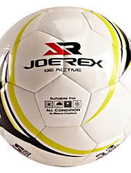 Joerex Waterproof Gas leak-proof  Wear-proof High Strength High Elasticity Durable Size 5 # Soccer Ball 1Piece