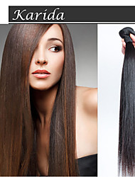 1 YR Warranty 3pcs New Arrival 100% Virgin Wholesale Malaysian Hair Straight Virgin Hair