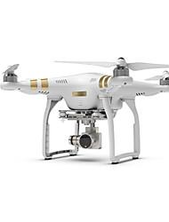 Drone DJI Phantom 3 2.4G Avec Caméra Quadrirotor RC Retour Automatique Auto-Décollage Contrôler La Caméra Positionnement GPS Blanc