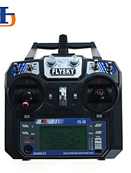 Flysky FS-i6 AFHDS 2A 2.4GHz 6CH Radio System Transmitter for RC Helicopter Glider with FS-iA6 Receiver Mode 2