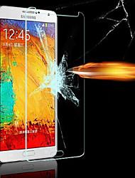 película protectora de pantalla de cristal templado de alta calidad para Samsung Galaxy Note 3
