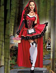 Costumes - Déguisements de contes de fées - Féminin - Halloween / Carnaval / Nouvel an - Robe / Châle / Gants