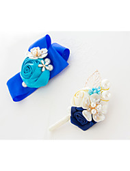 Sea Theme Boutonniere (2 Style Available)