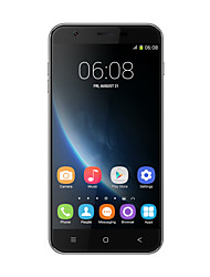 "OUKITEL OUKITEL U7 5.5 "" Android 4.4 Smartphone 3G (Due SIM Quad Core 8 MP 1GB + 8 GB Grigio)"