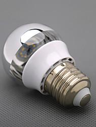 3w 9 e27 smd 5730 metade mercúrio chapeamento sem sombras levou filamento da lâmpada levou luz lâmpada incandescente (AC220V)