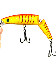 Hard Fishing Baits  1 pc Two-section Floating Minnow 140MM 20.2G (Color Random)