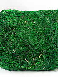 Natural Moss in Polyester Artificial Grass for Home Decoration (1 Piece)