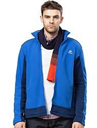 Men's Softshell Jacket Winter Warm Fleece Softshell Jackets & Coat S-XXL 3 Colors
