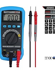 Bside ADM01 2000 Counts Small Handheld   Auto Range Digital Multimeter W/ Backlight And Hz Measurement