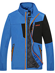 Sports® Cycling Jacket Unisex Long Sleeve Waterproof / Breathable / Windproof / Anti-Insect / Anti-Fuzz BikeJacket / Softshell Jacket /