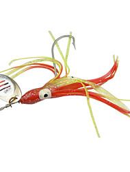 """Cucchiai 7 g / 1/4 Oncia mm / 4"""" pollice 4 pc Pesca di mare / Pesca dilettantistica , Colori assortiti Metallo"""
