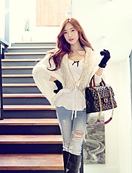 Pink Doll®Women's Casual Party OL Fashion Batwing Sleeve Coat