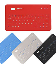 Portable waterproof slim Bluetooth Keyboard