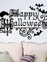 Halloween Wall Stickers Art Decals Halloween Decoration
