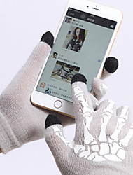 Winter Leisure Sports to Keep Warm Gloves Prevent Slippery Touch Screen Gloves