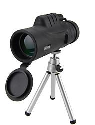 Наблюдение в ночных условиях - Ночное видение - Монокль - 10 x 42 черный