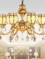 MC116-8H Lowest Price Norble Classical Pendent Lighting