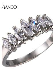 CLASSIC Rhinestone round rings fashion women's ring fashion jewelry