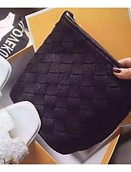 Women PU Sling Bag Shoulder Bag - Green/Gray/Black