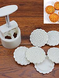 установить луна торт пресс-формы выпечки форму